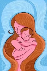Mother-Baby Bonding Despite Postpartum Anxiety